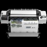 Máy in khổ lớn HP Designjet T2300PS CN728A