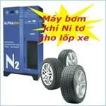 Máy bơm khí Nitơ cho lốp xe con Titan 1350