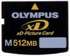 XD Picture Olympus 512Mb