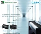 Piano Điện Casio Privia và Celviano