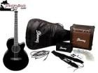 Guitar Ibanez AEG5EJP-BK